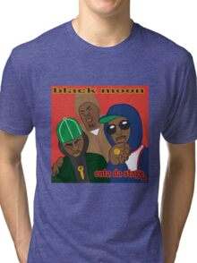 Black Moon - Enta Da Stage Tri-blend T-Shirt