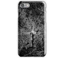 Washington map Columbia iPhone Case/Skin