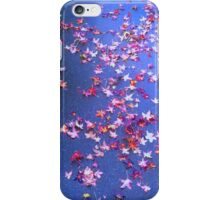 Floating Autumn iPhone Case/Skin