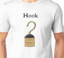 Hook, Captain Hook Unisex T-Shirt