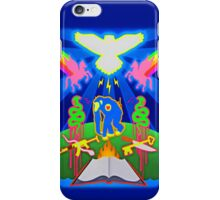 """The Primate Paradox"" iPhone Case/Skin"