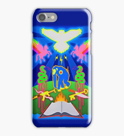 """The Primate Paradox"" iPhone Case/Skin"
