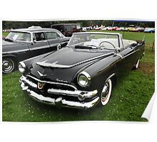 1956 Dodge Convertible Poster
