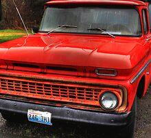Chevy truck by zumi