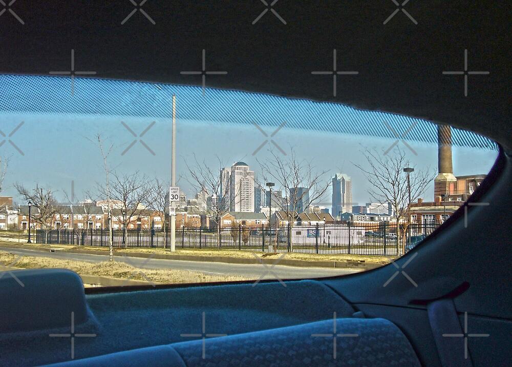 Rear Window View by Susan S. Kline