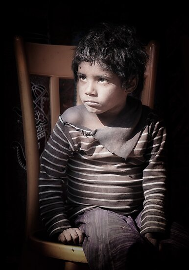 Gypsy Boy by lamiel