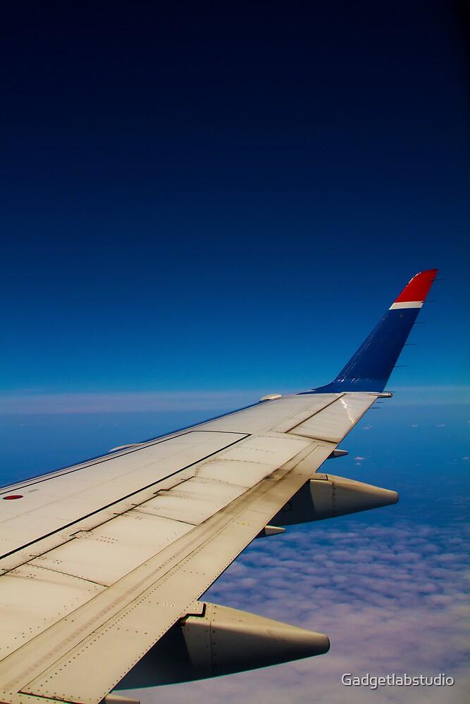 Wing Side Seat by Gadgetlabstudio