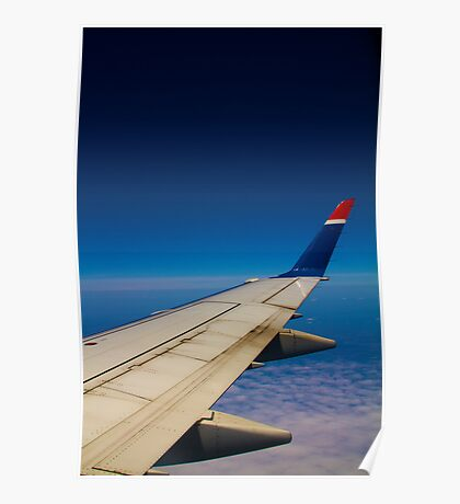 Wing Side Seat Poster
