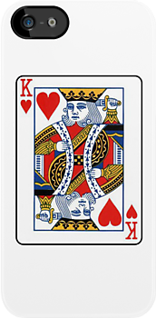 king of hearts by alsadad