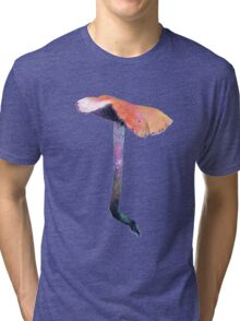 mushroom magic mushroom Tri-blend T-Shirt