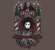 Edward Cuts by Onebluebird