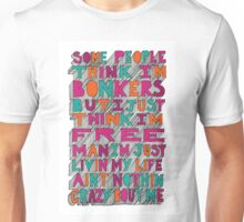 Bonkers Unisex T-Shirt