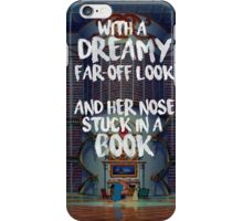 Belle's Library - Style 3 iPhone Case/Skin