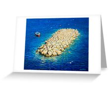 A Moment of Eternity Greeting Card