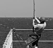 hooked a big one... by paul erwin