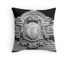 Father Junipero Serra Tribute Throw Pillow