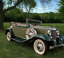 1932 DeSoto SC Custom Convertible by TeeMack