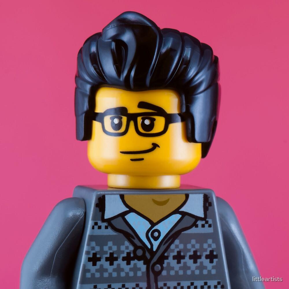 Morrissey Portrait by littleartists