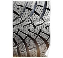 winter tyre Poster