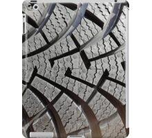 winter tyre iPad Case/Skin
