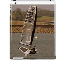 Sports - Windsurfer iPad Case/Skin