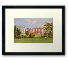 Everingham Park, Yorkshire, England  Framed Print