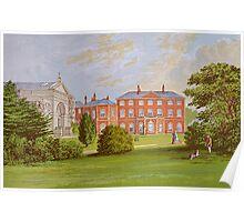 Everingham Park, Yorkshire, England  Poster