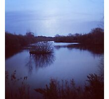 Whisby Nature Park Photographic Print