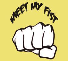 Fist by alsadad