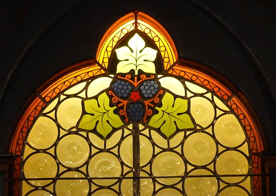 Ratskeller Munich ~ Window Detail by ©The Creative  Minds
