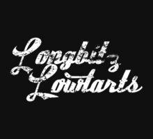 longbits & lowtards Kids Tee