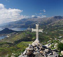 Pilgrim Cross by Francis Drake