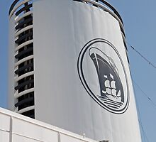 Holland America line Logo  by Keith Larby
