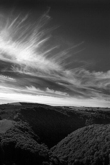 North Devon Landscape by EdPettitt
