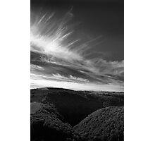 North Devon Landscape Photographic Print