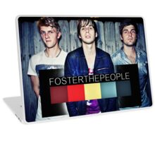 foster the people Laptop Skin