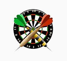 The dartboard Unisex T-Shirt