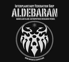 Interplanetary Federation Ship Aldebaran Unisex T-Shirt