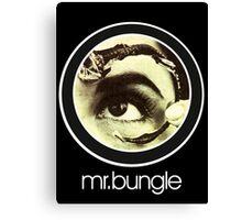 Mr Bungle The One Eye Canvas Print