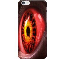 Horror eye case iPhone Case/Skin