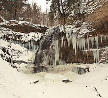 Tiffany Falls - In The Dead Of Winter © by © Hany G. Jadaa © Prince John Photography