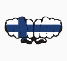 Finnish Fists Kids Clothes