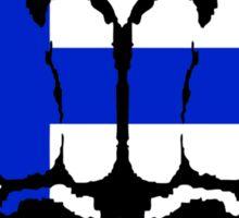Finnish Fists Sticker