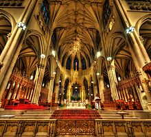 St Patrick's Cathedral - New York 3.0 by Yhun Suarez