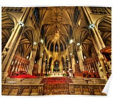 St Patrick's Cathedral - New York 3.0 Poster