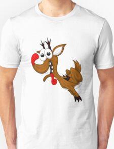 Crazy deer T-Shirt