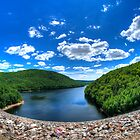 Colebrook River Lake  by Timothy Borkowski