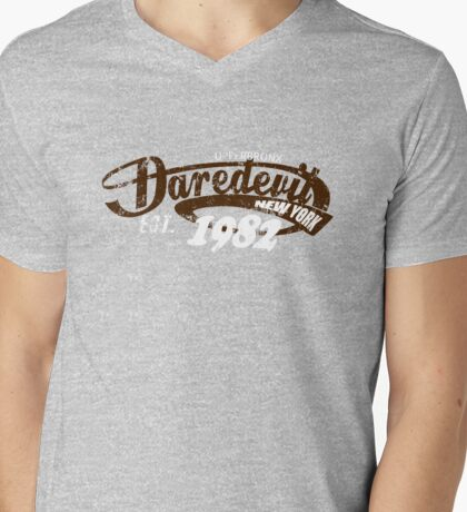 daredevil Mens V-Neck T-Shirt