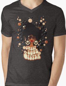 Sweet Soul Sister Mens V-Neck T-Shirt