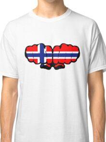 Norwegian Fists Classic T-Shirt